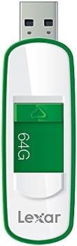 Lexar JumpDrive S75 64GB USB 3.0 Flash Drive