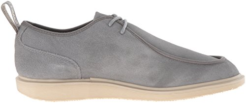 Dr. Martens Mens Leverton Oxford Grey Mare