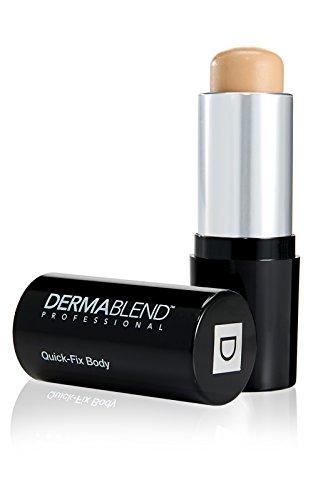 Dermablend Quick-Fix Body Makeup Full Coverage Foundation Stick, 30C Beige, 0.42 Oz.