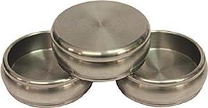 Buddha Coin Box Set - Stainless Steel, Half Dollar Size Magic Trick