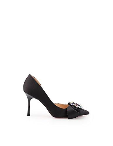 Tipe Noir Tissu Femme 4314nblack E Tacchi Escarpins IxwFzIpr