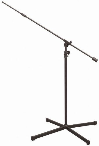 Stageline MS703B Studio Boom Mic Stand by Stageline