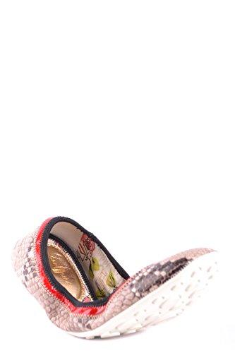 Car Donna Pelle Marrone Ballerine MCBI063021O Shoe 1qzxv1R
