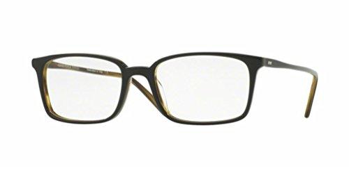 Oliver Peoples Tosello - Black/Olive Tortoise - 5335 52 1441 - Online Eyeglasses Custom