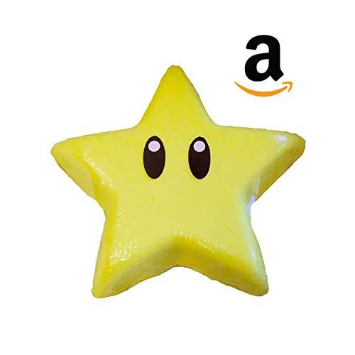 Amazon Super Star Bros Nerd Bath Bomb Gift For Him Starman Kid Bombs Galaxy Birthday Party Favor Luma Geek Gifts Handmade
