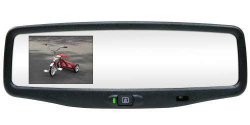 Rostra 250-8800-CCD Magna 3.5-Inch TFT LCD Standard Rear ...