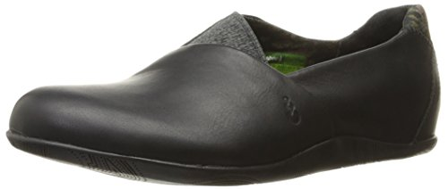 Ahnu Women's Tola Slip-On Casual Shoe, Black, 7.5 M US by Ahnu