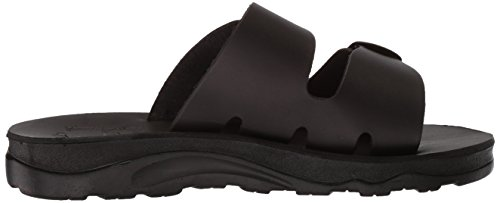 Molded Shepherd Sandals Footbed Sandal Slide The Black Good Men's Jerusalem qw4HnAX6X