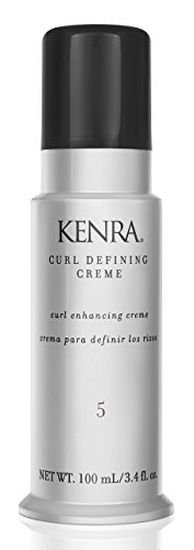 Hair Cosmetics Creme - Kenra Curl Defining Cream #5, 3.4-Ounce