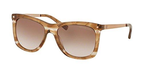 MICHAEL KORS Sunglasses MK2046 LEX 323913 Brown - Sunglasses 2046