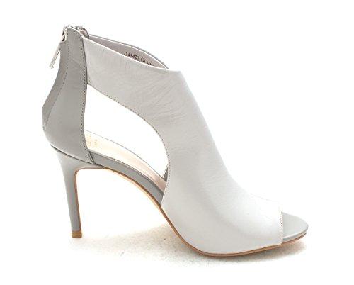 Cole Haan Womens 14A4051 Peep Toe D-Orsay Pumps Vapor Blue/Chelsa Grey 4IhxDsjI