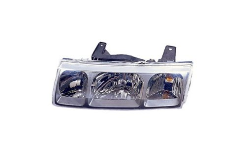 Saturn VUE Replacement Headlight Assembly - 1-Pair
