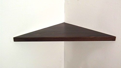 22-wide-solid-wood-corner-shelf-with-espresso-stain-choose-a-polyurethane-finish-handmade-in-usa