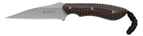 Columbia River Knife and Tool 2388 Folts S.P.E.W Fixed Blade Razor Edge Knife