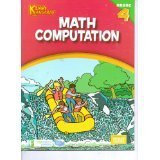 腐食する顔料だらしないKenny Kangaroo Math Computation Workbook Grade 4 by Kenny Kangaroo