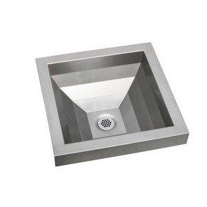 (Elkay EFL1616 Asana Sink, Stainless Steel)