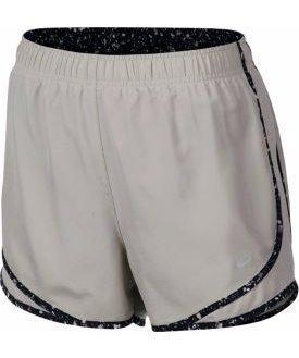 7fdabdc77c50 Galleon - Nike Womens 3 Dry Tempo Running Shorts ( Pale Grey/Black/Wolf  Grey, X-Small )