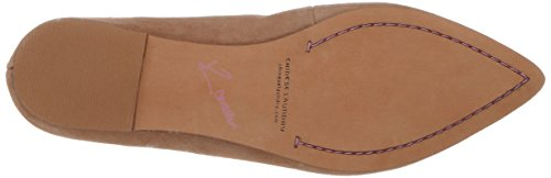 Cavallari Women's Kristin Suede Chinese on Laundry Clay Pink Cambrie Slip Loafer 6qt4E7