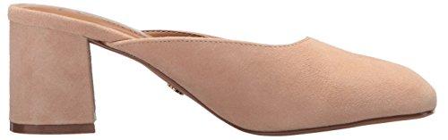 Pink Suede Women's Dusty Mule Lepore Peggy Nanette wXx7nPOR0x