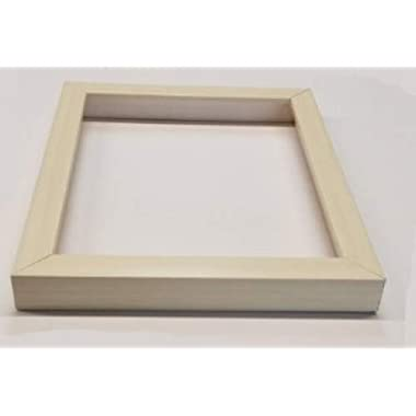 Shadowbox Gallery Wood Frames - White Wash, 20 x 24