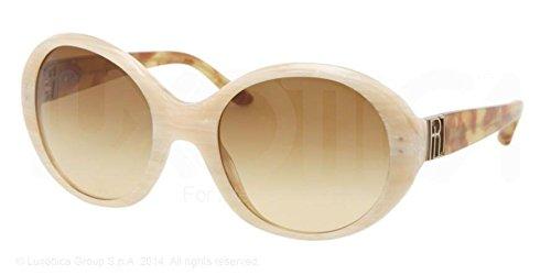 Amazon.com: Ralph Lauren anteojos de sol rl8084 53052l Beige ...