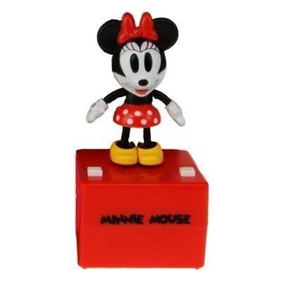 Takara Tomy Art's Pop'n step Dancing music box Disney Minnie Mouse from Japan
