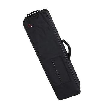 Ortola 0745-001 - Estuche clarinete bajo, color negro ...