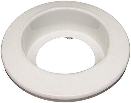 Generico Recambio cubre boquilla blanca para bañera de hidromasaje Hafro 785221
