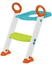 Assento Redutor com Escada, Buba, Azul