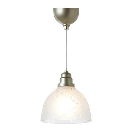 IKEA SODER - Lámpara de techo, vidrio: Amazon.es: Hogar