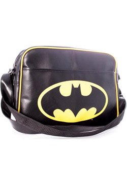 Batman Tasche Messenger Bag Original Logo Umhängetasche