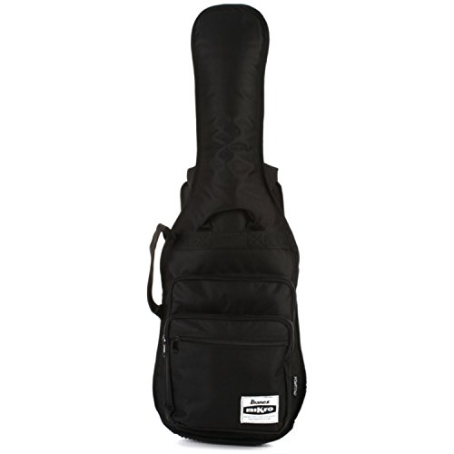 Ibanez Igbmikro Powerpad Mikro Guitar Gig Bag For 22 2  Short Scale Guitar