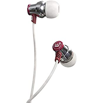 Brainwavz Delta Silver IEM Earphones With Remote & Mic Compatible with Apple iPhone, iPad, iPod & Other Apple iOS Devices