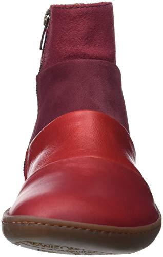 Multi Amarante Art Amarante Femme Rouge Bottines RWqw8a