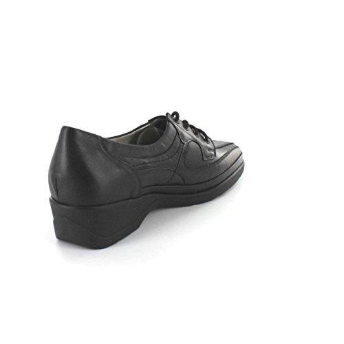 De À Pour Femme Chaussures Lacets Waldläufer Ville Noir ATw5FBqa