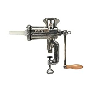 Please see replacement item 508313. The Northern Industrial Tools Meat Grinder With Sausage Stuffer has been discontinued.