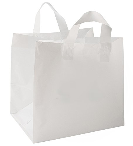 - ZT Packaging Take-Out Bags - 12 x 10 x 14 x 10-8