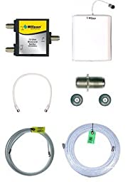 Wilson Electronics 75 Ohm Add on Kit for Ag Pro 70 and Db Pro (801265/801262/462205/462105)