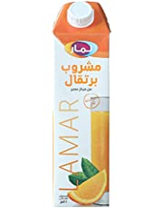 عصير برتقال من لمار - لتر واحد