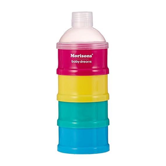 Baby Dreams MBD Milk Powder Container (Multicolor)