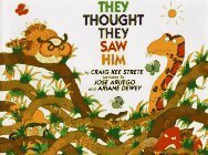 They Thought They Saw Him by Craig K. Strete (1996-03-21)