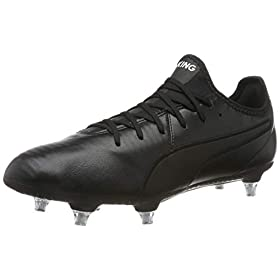 PUMA Men's Botas Soft Ground (SG) Soccer Cleats