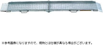 【昭和】 アルミブリッジ SGW-180-30-0.5S 【ベロ式】 【有効長さ1800×有効幅300(mm)】 【最大積載0.5t/セット(2本)】
