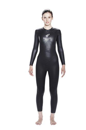 (Rocket Science Sports Basics Long Sleeve Women's Triathlon Wetsuit (X-Large))