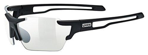 Uvex Sport Style 803Small Vario Lunettes de sport taille unique Noir mat ofGMi