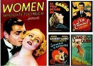 Download Women Who Date Too Much Postcards (Potter Style) pdf
