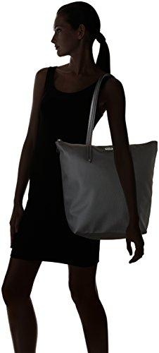 black Donna Tote Nf1890po Borse Nero Lacoste 1wxpzfqx