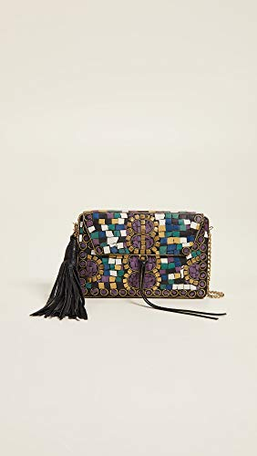 Edelman Box Mosaic Multi Clutch Sam Saksia Women's USqwxpp7