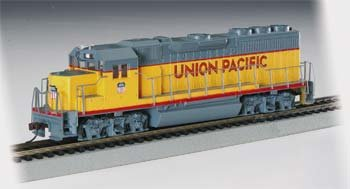 Bachmann Trains Emd Gp40 Diesel - Union Pacific from Bachmann Industries