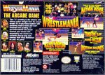 WWF Wrestlemania: The Arcade Game - Nintendo Super NES